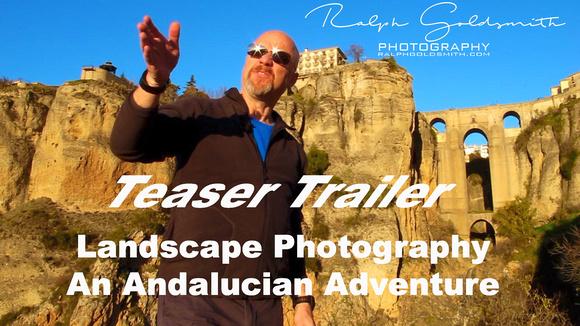 Andalucian Adventure Trailer Thumbnail